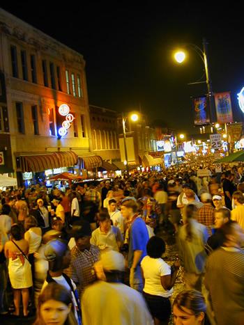 2009 Beale Street Music Festival Line-up Announced ...