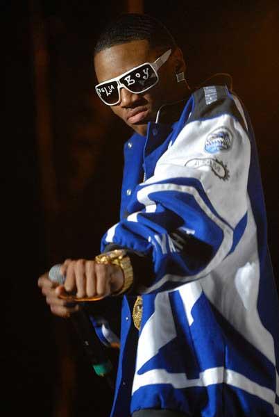 Photo of rapper Soulja Boy