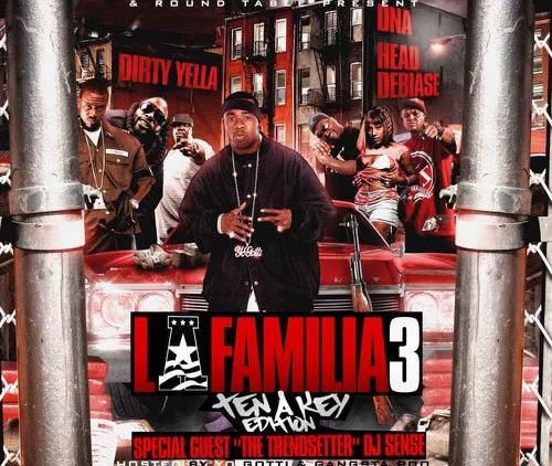 La Familia 3: Ten-a-key Edition cover