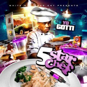 Yo Gotti - 5 Star Chef Mixtape cover