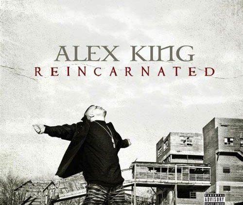 Alex King Reincarnated album cover