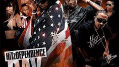 HiTzDependence Day mixtape cover
