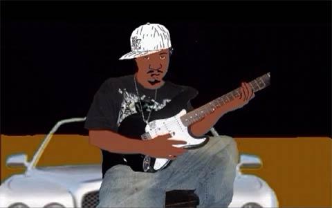Animated Music Video: TNT – Bonefied Hustler