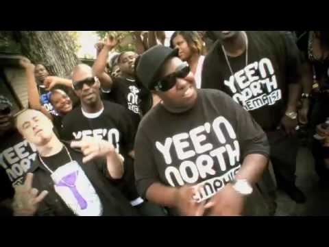 Juicy J ft  V-Slash and Project Pat – North Memphis Like Me (Music