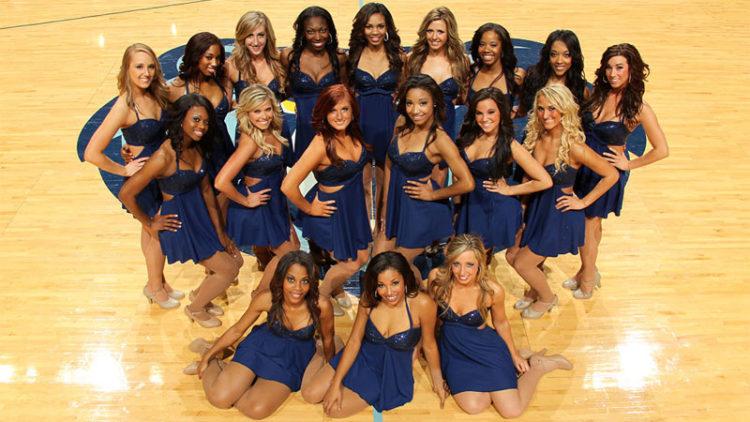 PHOTO: Memphis Grizz Girls 2011-2012