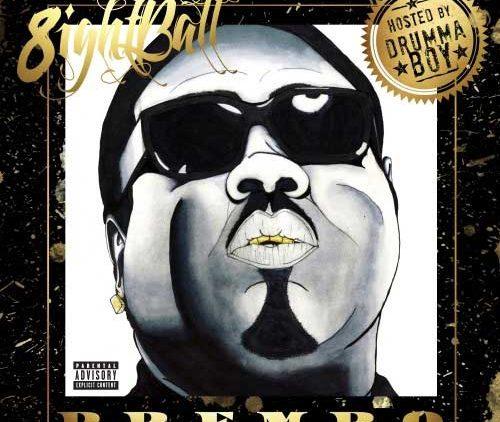 Rapper 8Ball Premro mixtape cover
