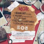 PHOTO: MGK Half Naked Almost Famous TRACKLISTING