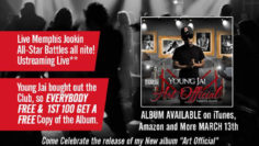 Young Jai Album Release Party