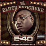 PHOTO: E-40 The Block Brochure Album cover art