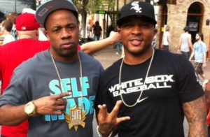 PHOTO: Yo Gotti, 40 Glocc at SXSW 2012