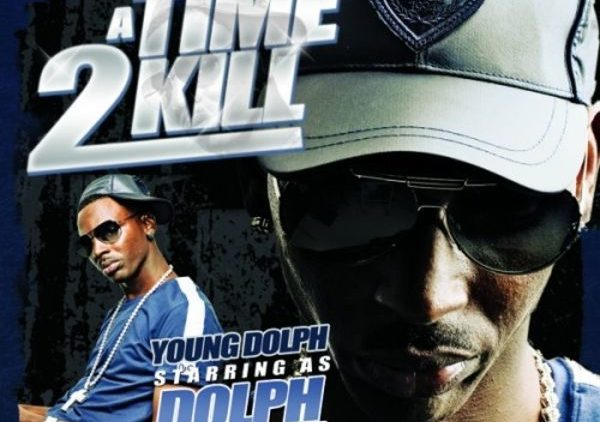Young Dolph – A Time 2 Kill mixtape cover