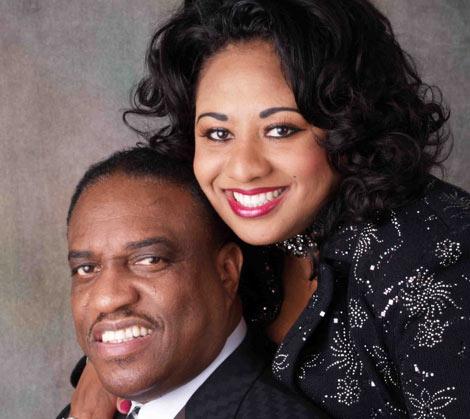 Pastor Frank Ray and wife Deborah J. Ray