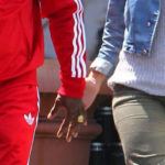 PHOTO: Eddie Murphy and Rocsi holding hands