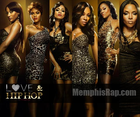 Photo – Love and Hip Hop Atlanta Cast Members VH1 2012 Season 3