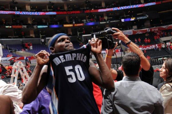PHOTO: Memphis Grizzlies