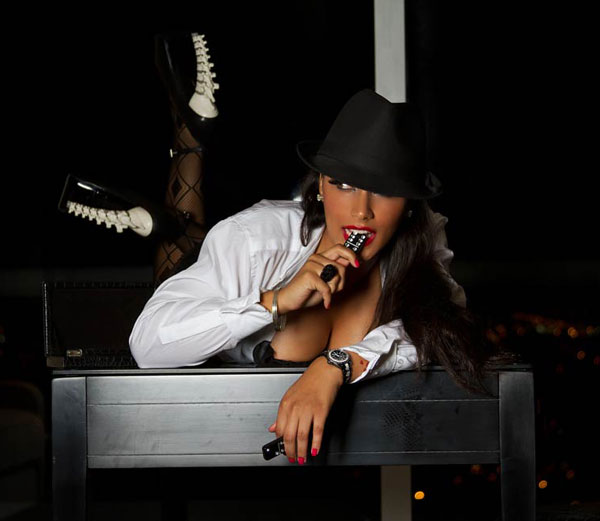 PHOTO: Miss Shantel Jackson Glamour and Fashion