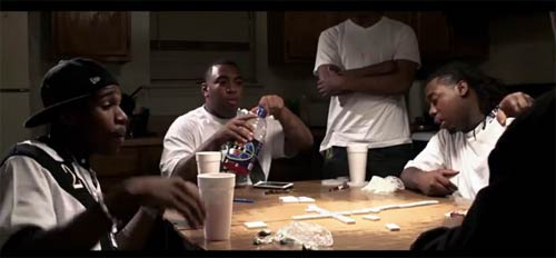 Photo – OG Boo Dirty in Pour Up Music VIdeo