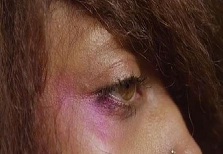 Erykah Badu in Flaming Lips video
