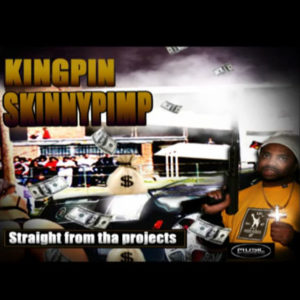 PHOTO: Kingpin Skinny Pimp - Straight From Tha Projects