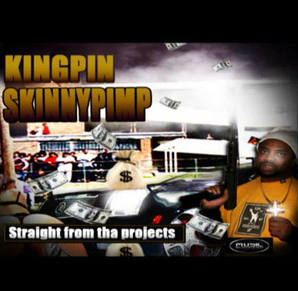PHOTO: Kingpin Skinny Pimp – Straight From Tha Projects