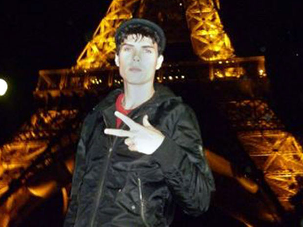 Photo of Luka Rocco Magnotta in France