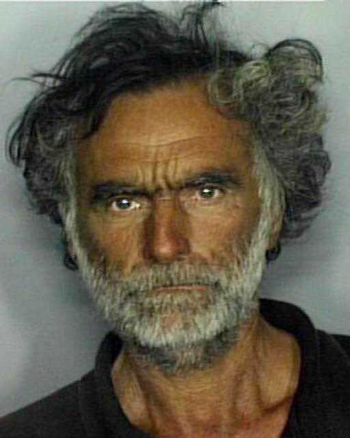 Picture of Miami Cannibal Attack Face Eating Victim Ronald Poppo