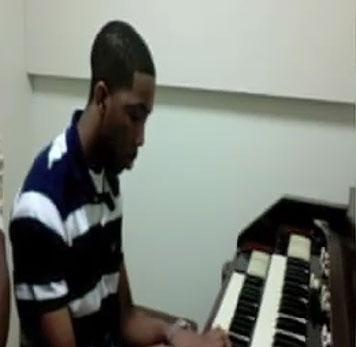 Photo of keyboardist Richard Hinds, Memphis man linked to Nicola Furlong murder