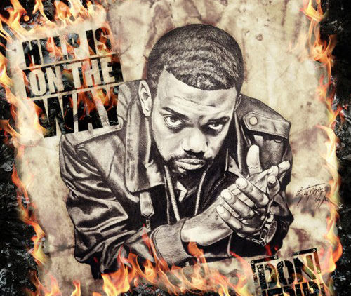 Don Trip – Help Is On The Way Mixtape Cover