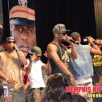 Photo of Drumma Boy performing on stage at Army Strong event