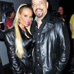 Photo of Ice-T with wife CoCo at Last Rites Gallery in NYC