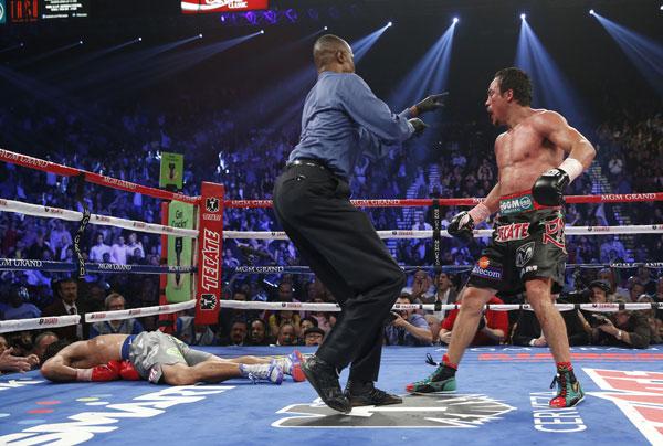 Pacquiao vs Marquez IV - KO HIGHLIGHTS