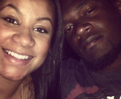 Photo of Kasandra Perkins and Jovan Belcher