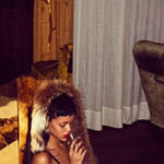 Rihanna naked Instagram photos surface