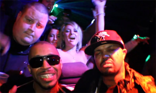 Unseen Video Footage: DJ Paul, Drumma Boy, Young Buck, Jelly Roll Hit The Club In Cashville