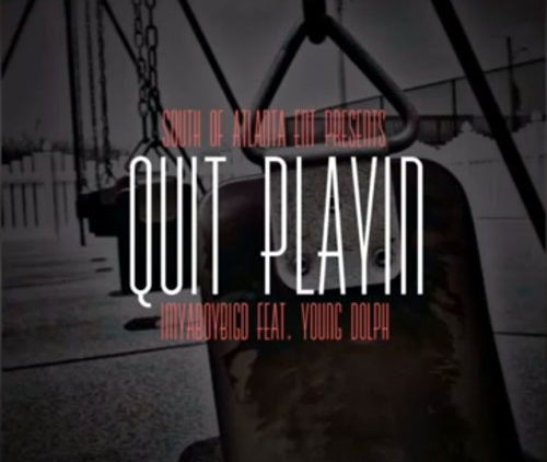 ImYaBoyBigD ft Young Dolph – Quit Playing