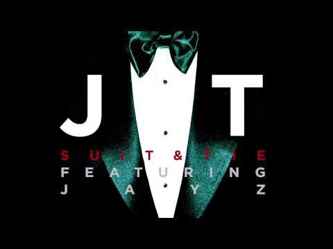 Justin Timberlake Ft Jay-Z Suit and Tie