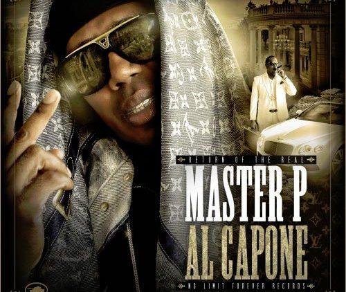 Master P – Al Capone Mixtape Cover