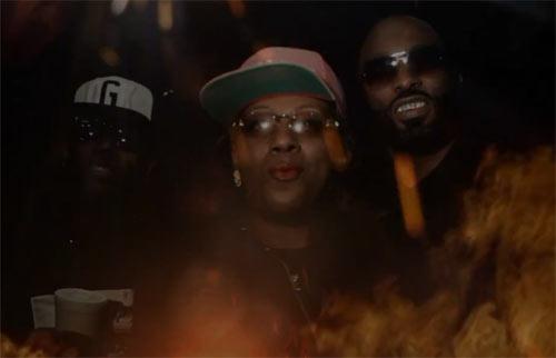 Miscellaneous Ft. MJG, OG Boo Dirty & Gangsta Boo - Im A Beast (Remix) (Music Video)