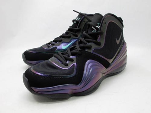 """separation shoes 2e665 8e3b4 The new Nike Air Penny 5 colorway coined the """"Invisibility Cloak"""" ..."""