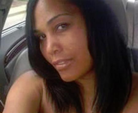 Lorenzen Wright ex-wife Sherra Robinson Wright