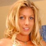 Photo of fired teacher Stacie Halas aka porn star Tiffany Six