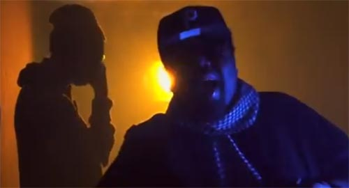 Young Dolph music video While I'm Rollin Up ft 8Ball and MJG