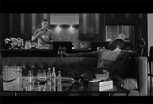 Music Video: Justin Timberlake Ft Jay-Z - Suit & Tie