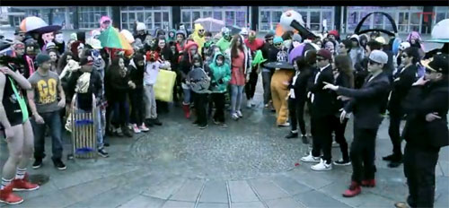 Video: How to STOP the Harlem Shake!