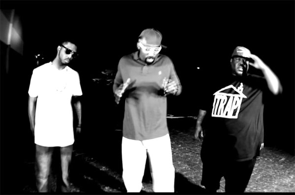 Rapper and producer TMack music video Slab Memoirs ft 8Ball, MJG