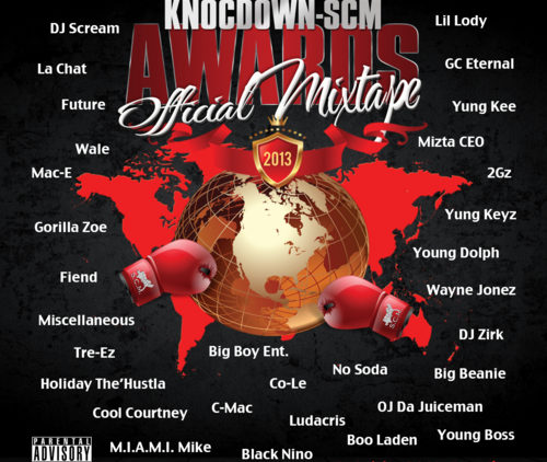 2013 Knocdown-scm Awards (Mixtape)