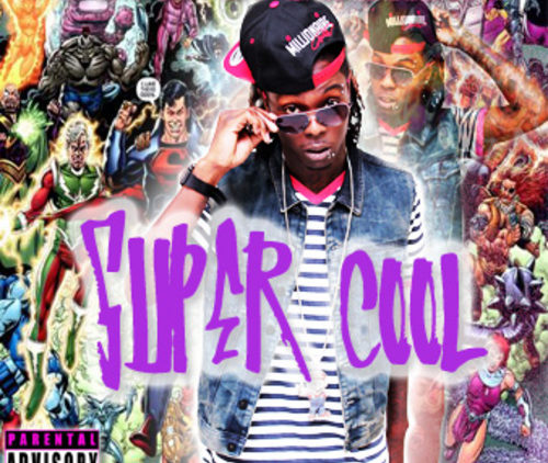 Cool Courtney – Super Cool Mixtape cover