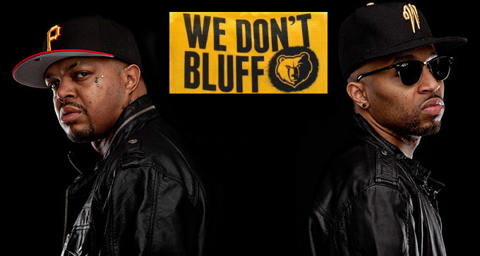 DJ Paul and Drumma Boy – We Don't Bluff