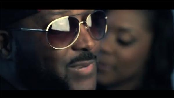 Duane Scott in music video Late Night Rendezvous