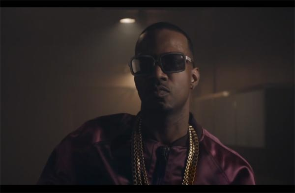 Juicy J ft The Weeknd in One Of Those Nights